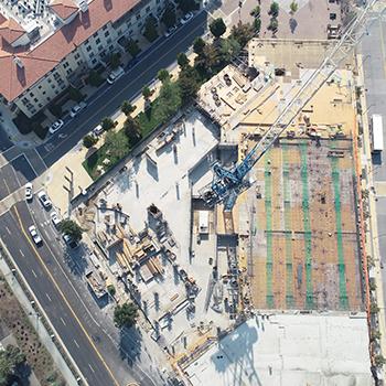 Construction, études urbaines