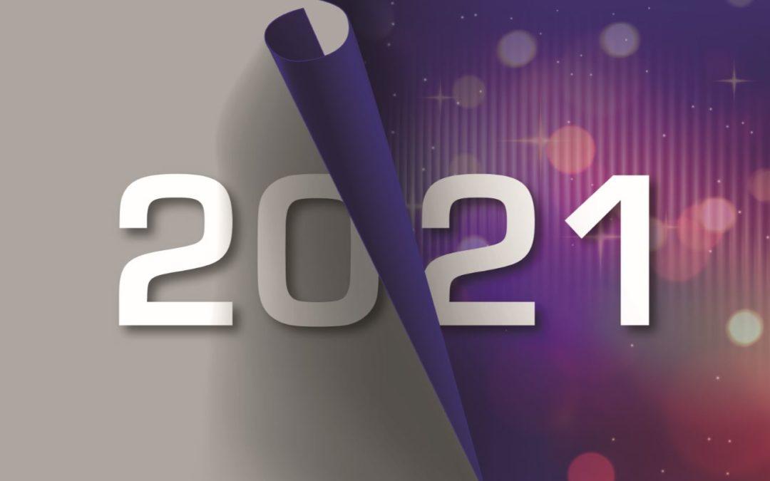 Rétrospective 2020, perspectives 2021